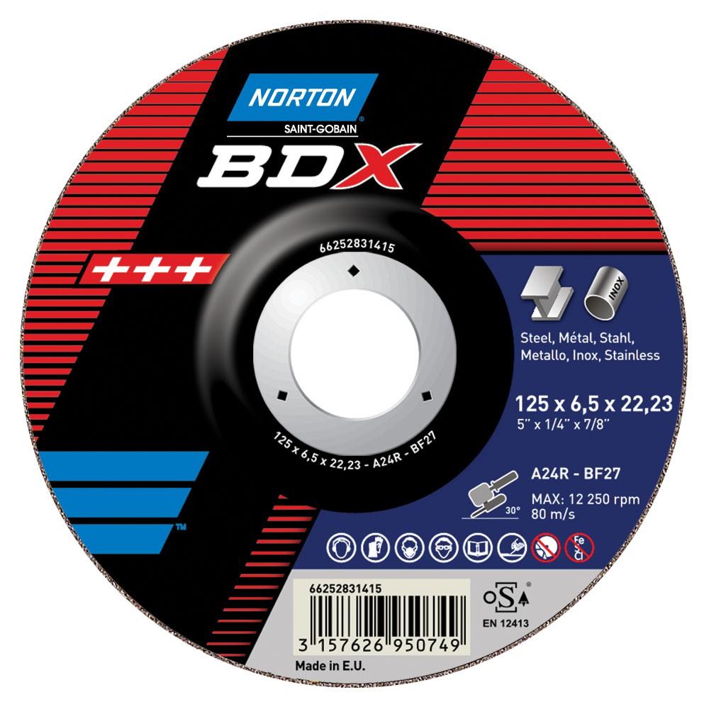 BDX - acier