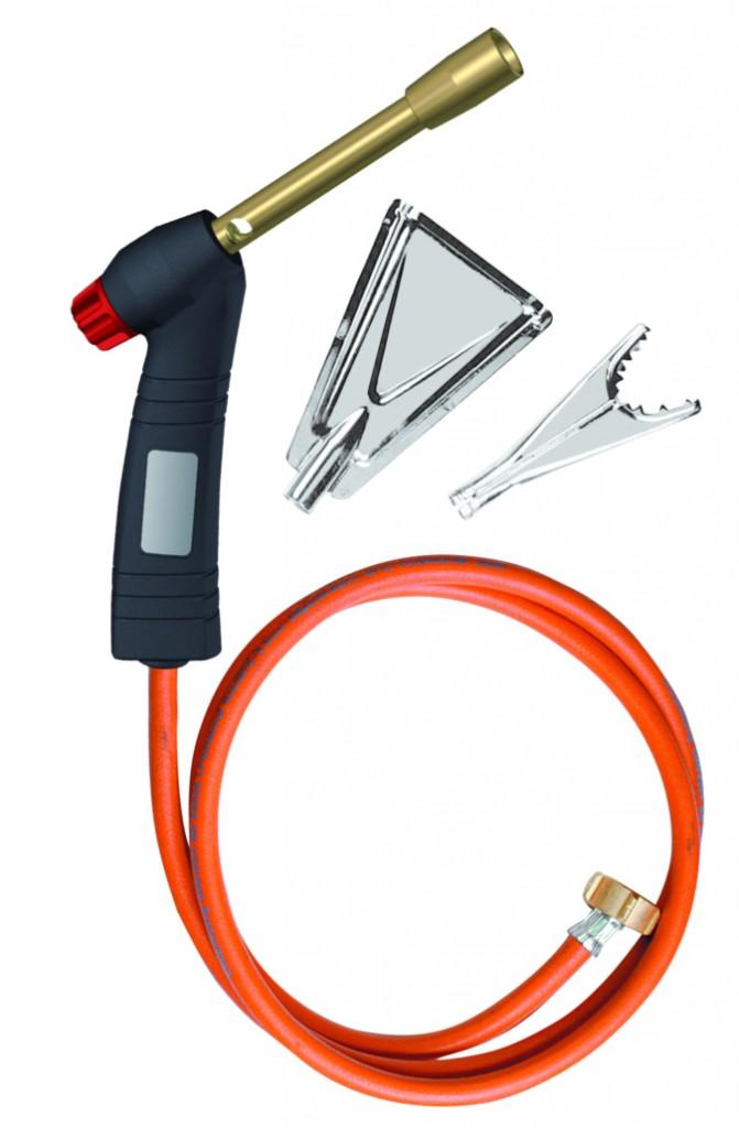 Réf 5200 - ensemble chalumeau standard + accessoires - Cercoflam