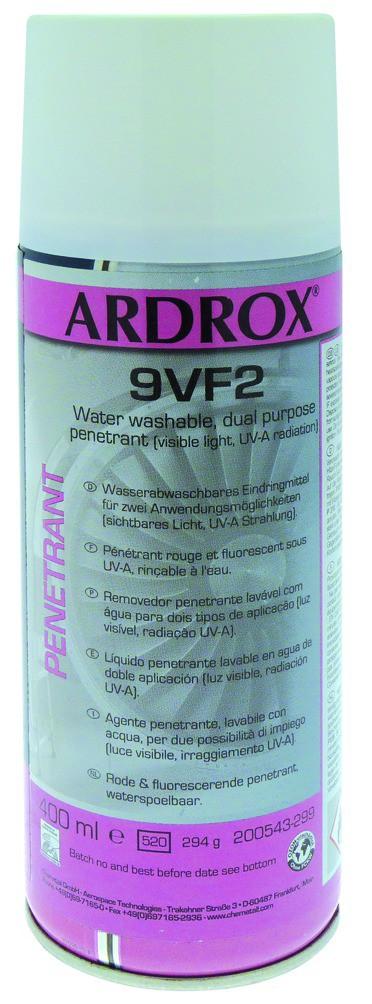 Ardrox pénétrant 9 VF2