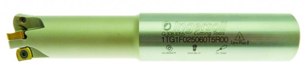 High Feed mini queue cylindrique et plaquette UNLU 06