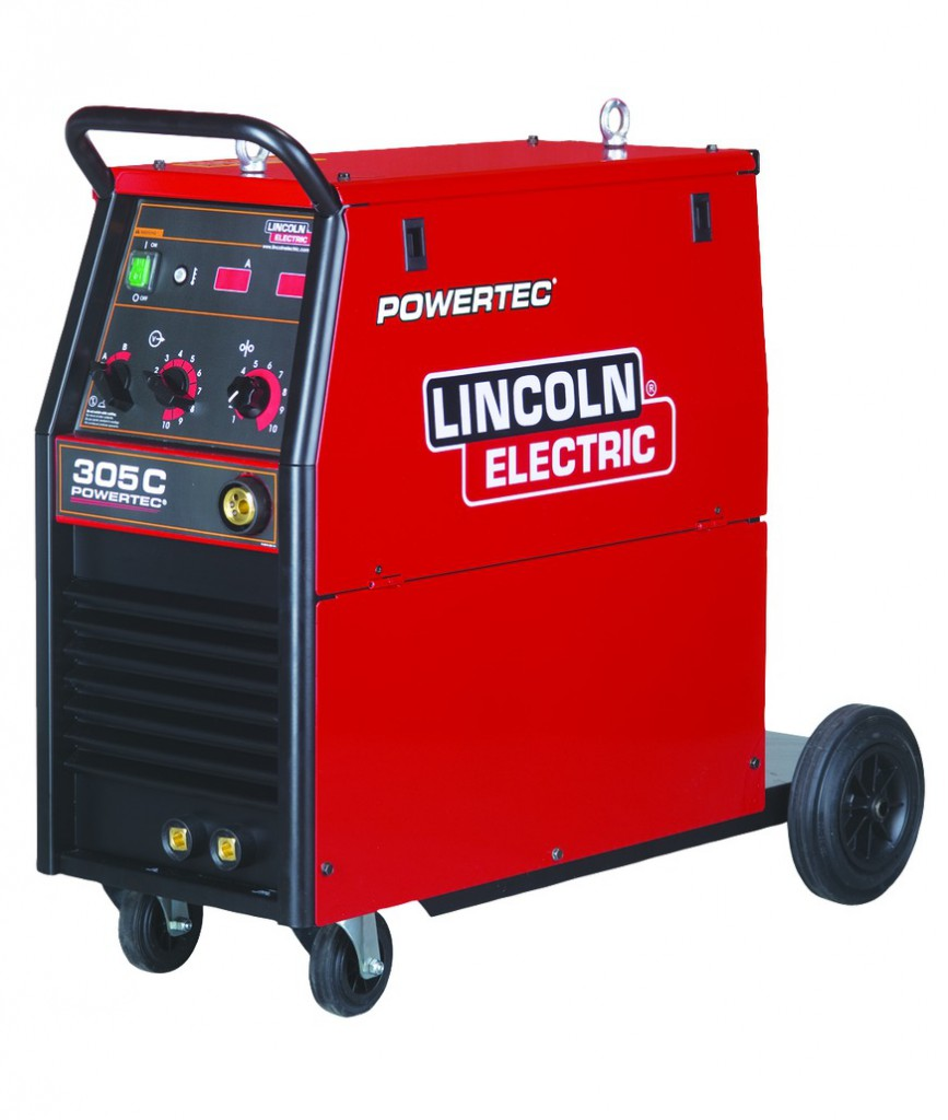 Poste Mig Mag Powertec 305C 4R Lincoln Electric