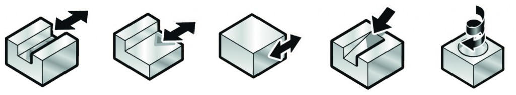 Queue cylindrique pour THLS 06