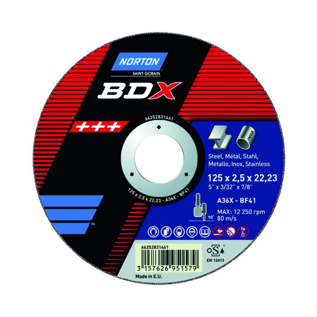 Acier inox - BDX