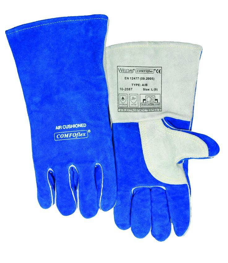 Gant Mig / Mag bleu pouce renforcé COMFOflex®