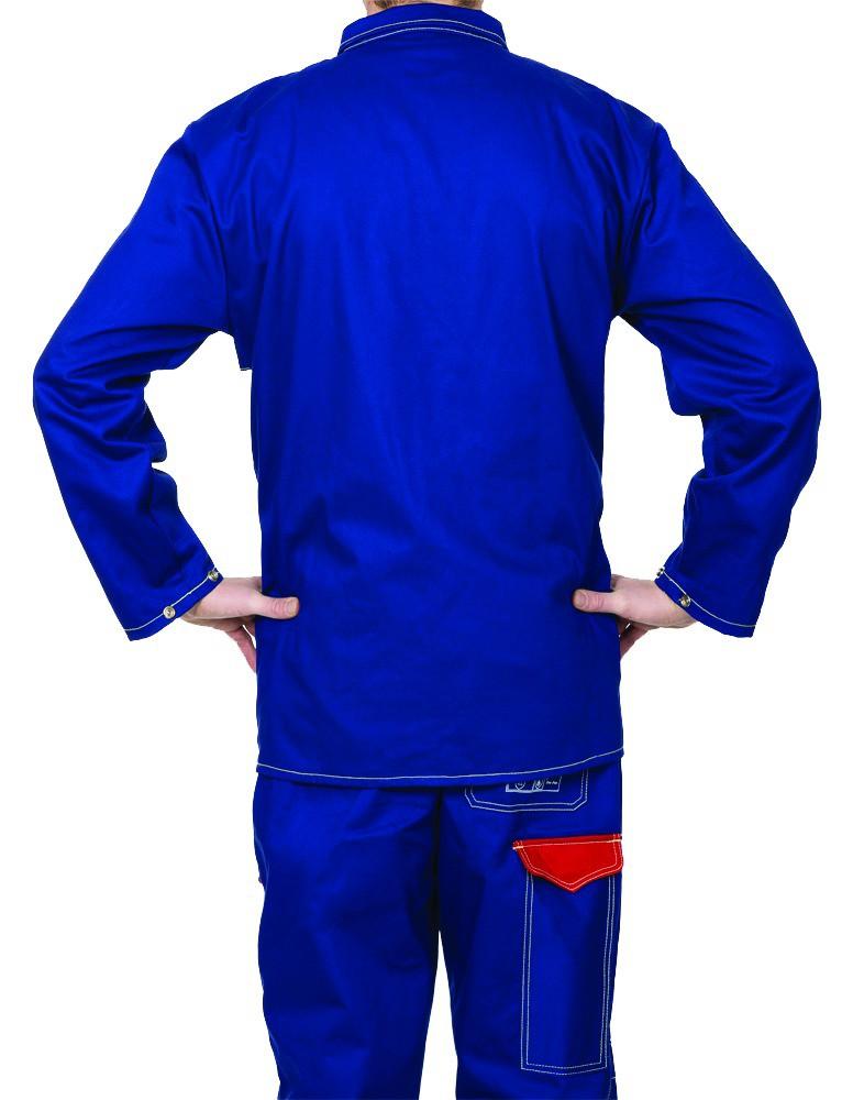 Veste bleu ignifugée Fire Fox™