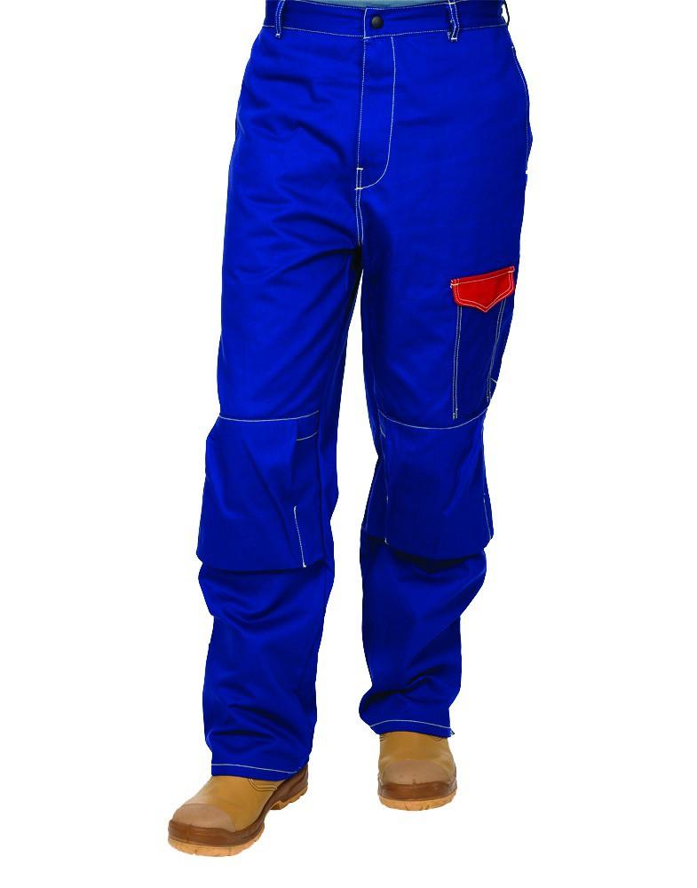 Pantalon bleu ignifugé Fire Fox™