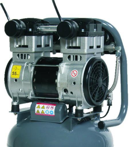 Silent 12/40 V SH - 40 litres