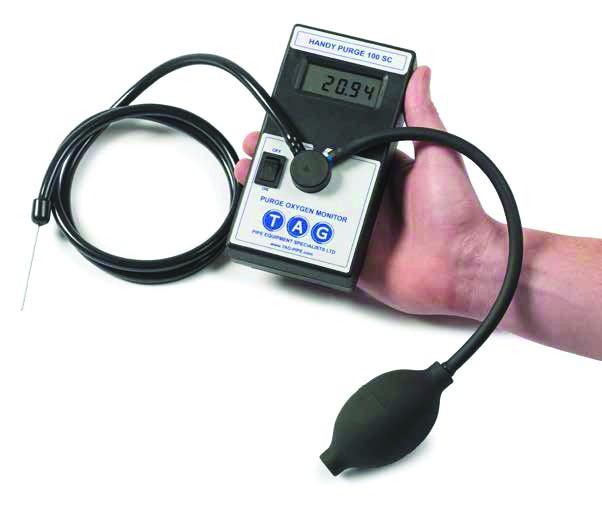 Oxygènomètre - HANDY PURGE 100SC