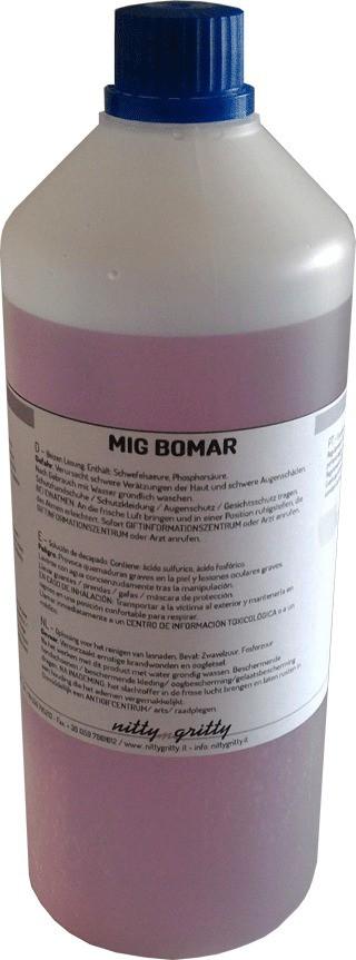 Solution Mig Bomar pour Clinox REC