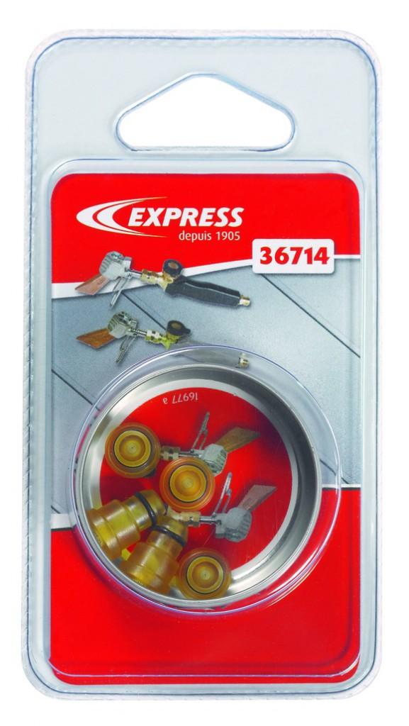 Injecteurs pour lance 4678 et 4679