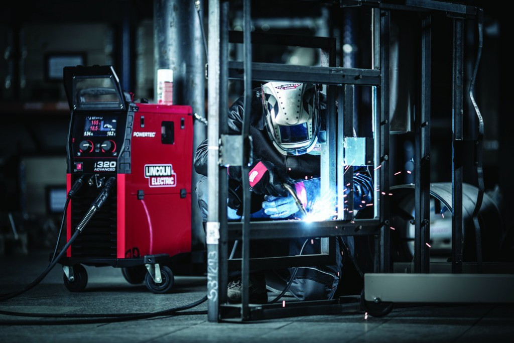 Poste de soudure Powertec i250C et i320C Lincoln Electric