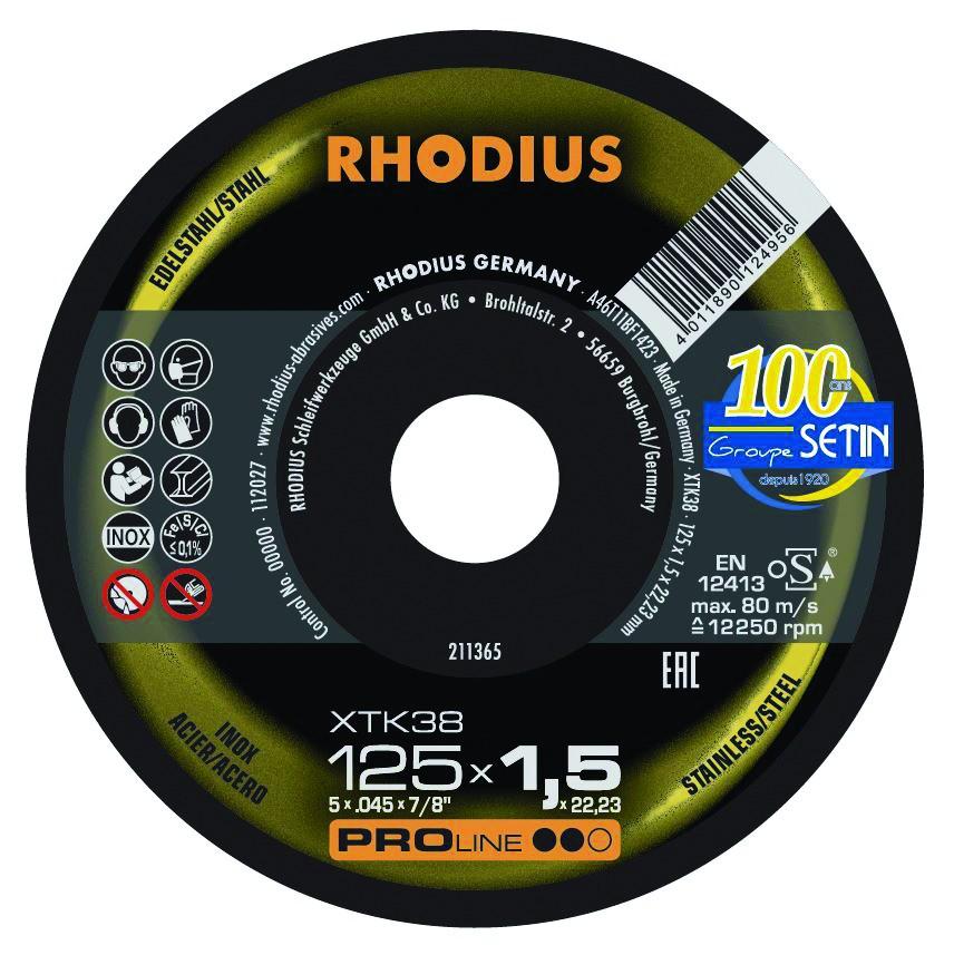 XT38 - acier / inox HydroProtect 100 ans