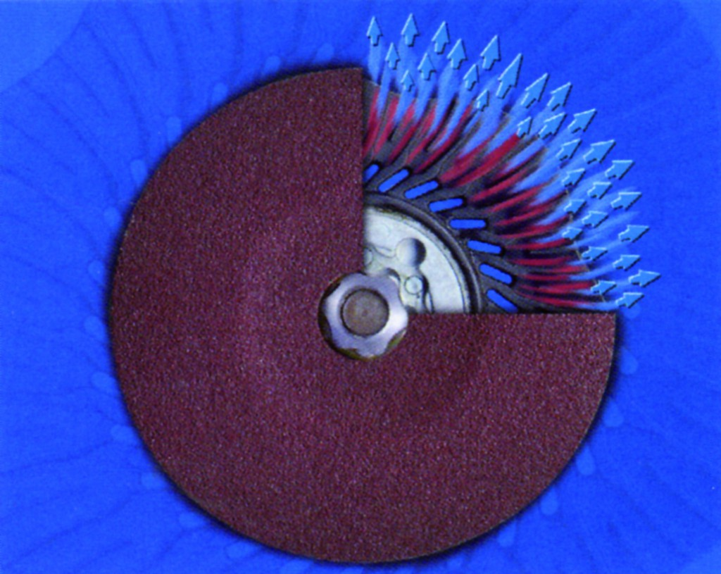Disque toile fibre Combiclick®