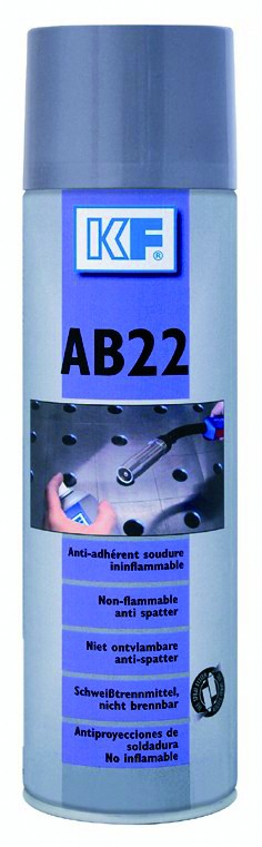 Spray anti-adhérent sans silicone AB 22 - 6612