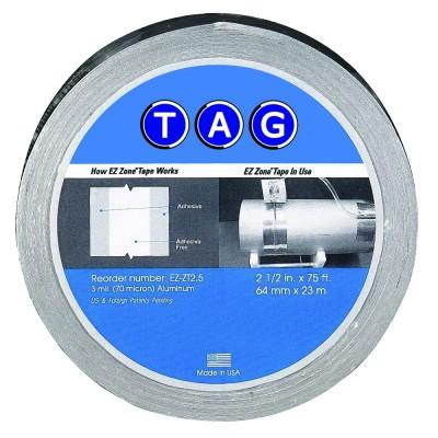 Bande inertage aluminium  - E-Z ZONE TAPE
